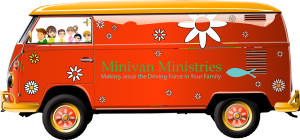 minivan ministries van