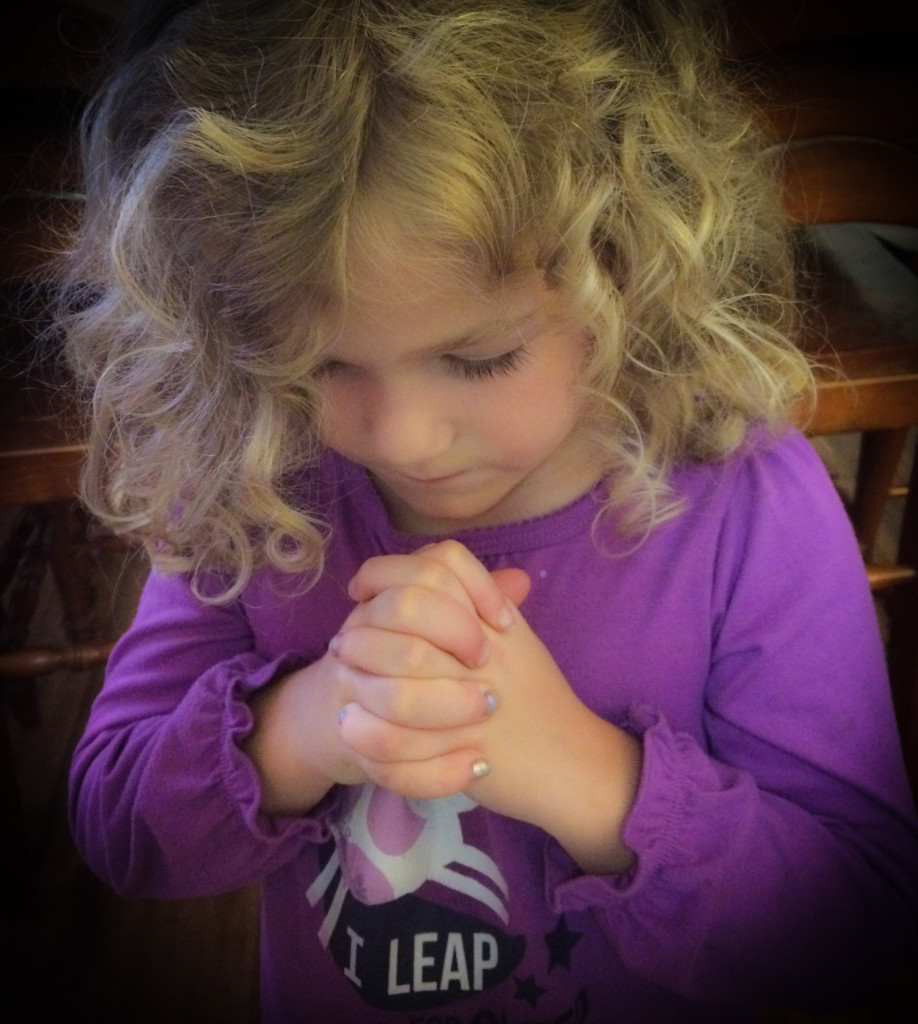 "Take the ""I Spy"" Prayer Challenge"