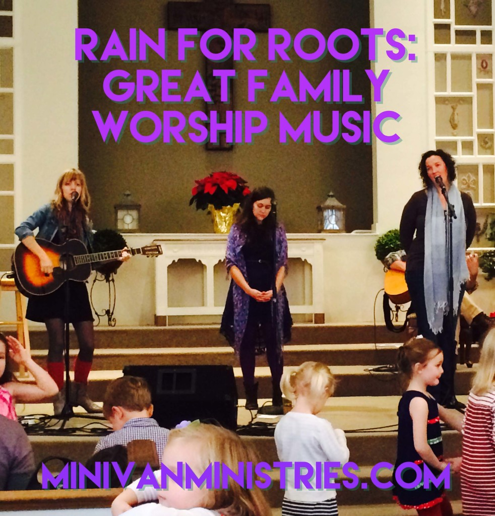 Rain for Roots:  Great Children's Worship Music