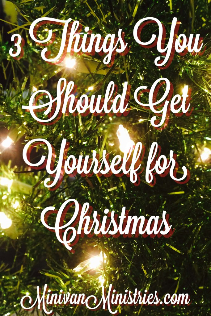 3 Things You Should Get Yourself for Christmas