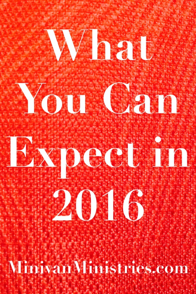 What You Can Expect in 2016