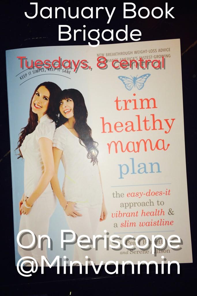 The Trim Healthy Mama Plan:  Book Brigade 2016