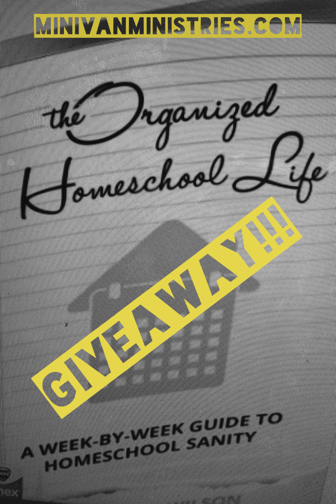 The Organized Homeschool Life Giveaway