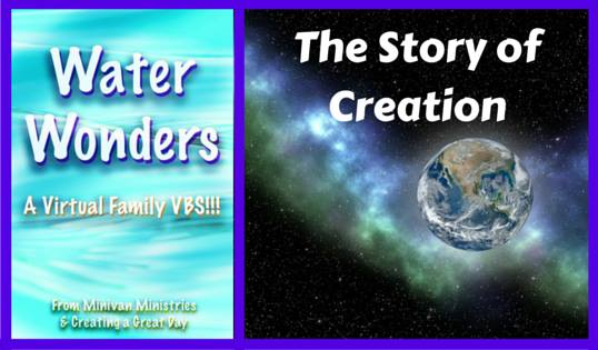 Water Wonders:  The Story of Creation
