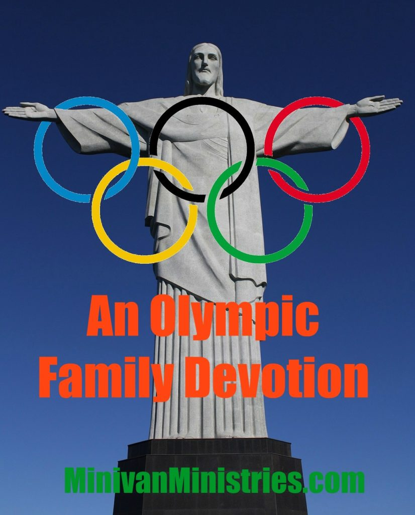 An Olympic Family Devotion