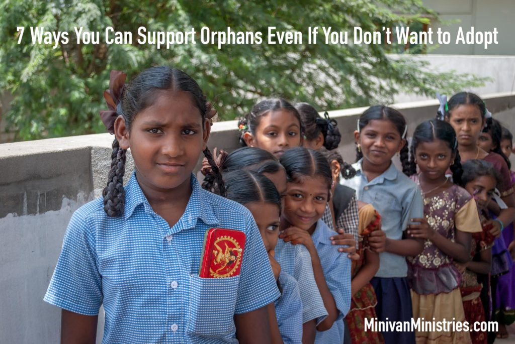 7 Ways You Can Support Orphans Even If You Don't Want to Adopt