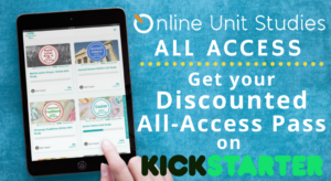 Online Unit Studies All Access Pass
