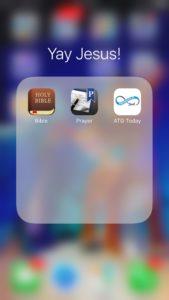 ATG Today app