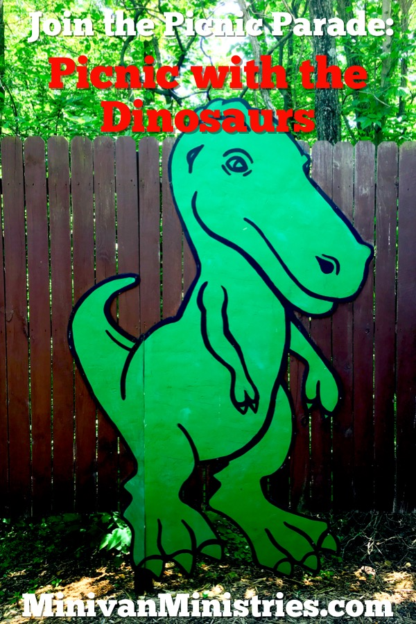Join the Picnic Parade: Picnic with the Dinosaurs