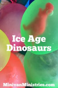 Ice Age Dinosaurs