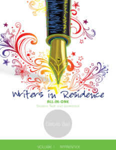 Writers in Residence Apologia Curriculum