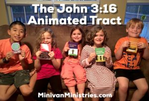 A Peak Inside the John 3:16 Animated Tract