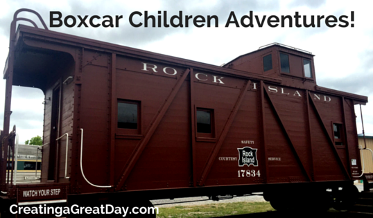 Boxcar Children Adventures!