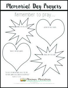 Memorial Day Prayers copy