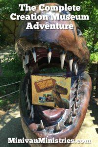 Complete Creation Museum Adventure