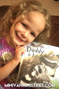 God Loves Daddy and Me is a great book for dads to use in worship with their little ones.