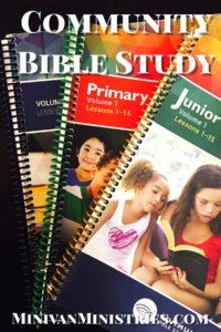 Community Bible Study