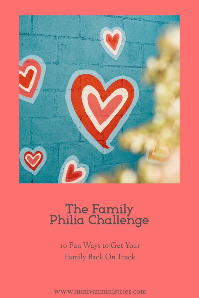 The Family Philia Challenge