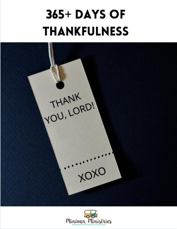 365+ Days of Thankfulness