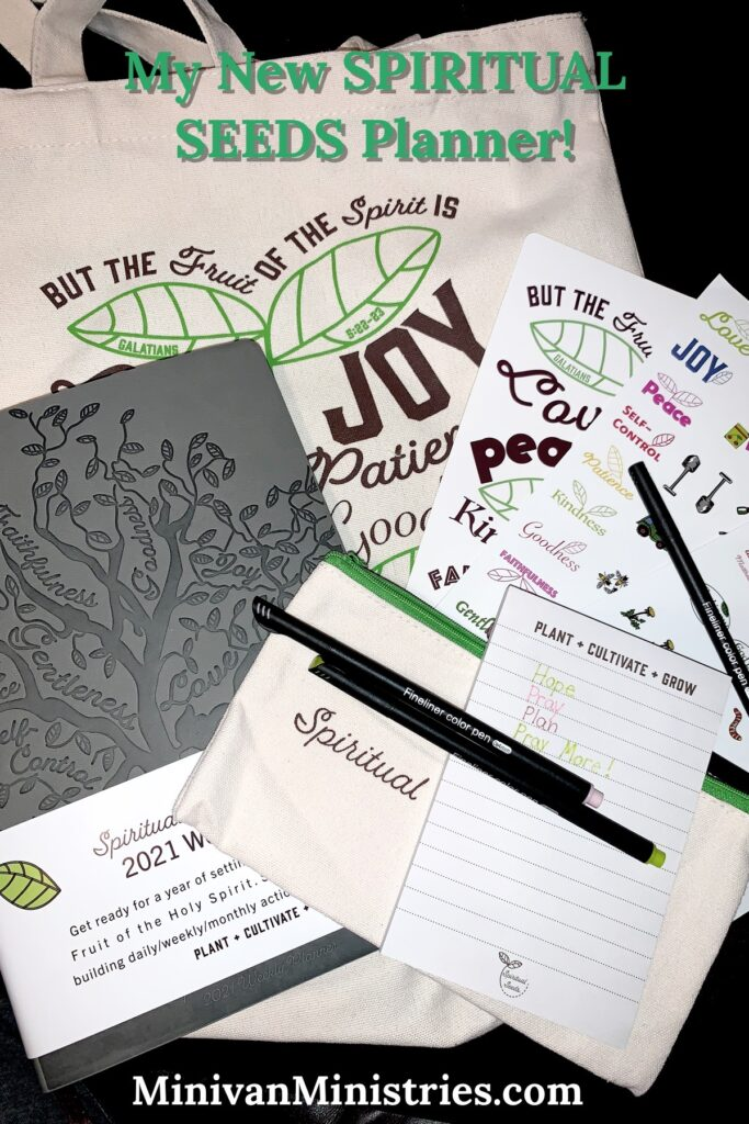 Planning for the New Year: The Spiritual Seeds Planner