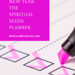 The Spiritual Seeds Planner
