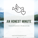 An Honest Minute: The Butterfly Box