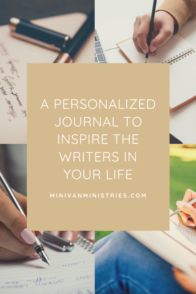 personalized journals at christian journal direct